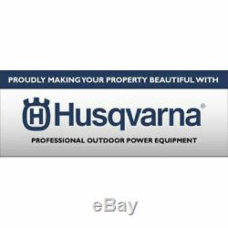 Husqvarna 29.5cc Gas Powered 2 Cycle Leaf Backpack Blower 145 Mph (Open Box)