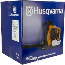 Husqvarna 350BT 50cc 2 Cycle Gas Backpack Blower and Kids Toy Lawn Leaf Blower