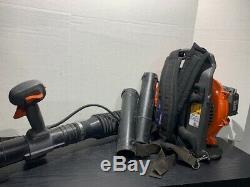 Husqvarna 350BT 50cc 2 Cycle Gas Backpack Leaf Blower