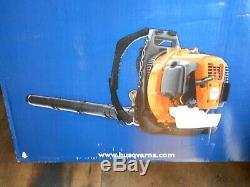 Husqvarna 360BT 66-cc 2-Cycle 232-MPH 890-CFM Gas Backpack Leaf Blower