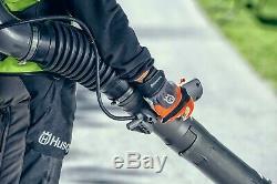Husqvarna 570BTS Backpack Leaf Blower Commercial 580 BTS 580BT 580 BT Back Pack