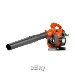 Husqvarna 952711925 125B Handheld Leaf Blower 28cc 2 Stroke Gas Powered Variable