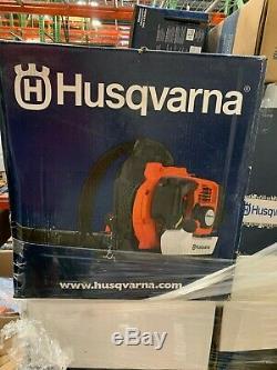 Husqvarna 965877502 350BT Backpack Leaf Blower New in Box Never Opened