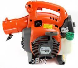 Husqvarna Gas Powered Hand Leaf Blower 170 Mph 2 Cycle (Certified Refurbished)