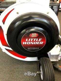Little Wonder LB270H Optimax 270cc Honda Walk Behind Leaf Blower