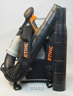 (MA5) STHIL BR600 Gas Power Backpack Leaf Blower
