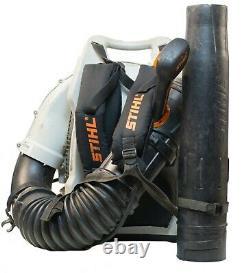 (MA5) Stihl BR 700 Gas Powered Backpack Leaf Blower