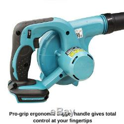 Makita DUB183Z 18V Cordless Vacuum Leaf Floor Garden Blower Bare Tool
