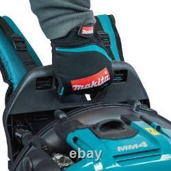 Makita Gas Leaf Blower 516 CFM 52.5 cc 4-Stroke Engine Hip Throttle Backpack