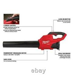 Milwaukee 2724-20 M18 FUEL Blower Tool Only, Gen II IN STOCK