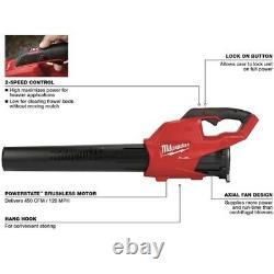 Milwaukee M18 FUEL Leaf Blower 2724-20 (Tool Only) 3yr Wrty 18V Cordless NEW