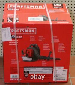 NEW Craftsman CMXGAAH46BT 46cc 2-Cycle Gas Backpack Leaf Blower