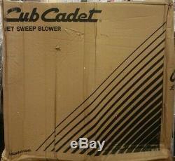 NEW! Cub Cadet Leaf Blowers 150 MPH 1000 CFM 208 cc Walk-Behind Gas Blower
