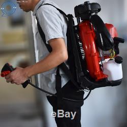 NEW EBZ8500RH 206 MPH 1024 CFM 75.6 cc Gas Backpack Leaf Blower Fits For RedMax