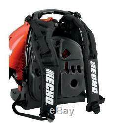 NEW! ECHO 216 MPH 517 CFM 58.2cc Gas 2-Stroke Cycle Backpack Leaf Blower