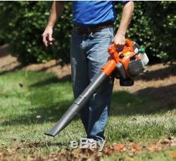 NEW HUSQVARNA 125B 28CC 170-Mph Gas Leaf Grass Handheld Blower 2-Cycle 425 CFM