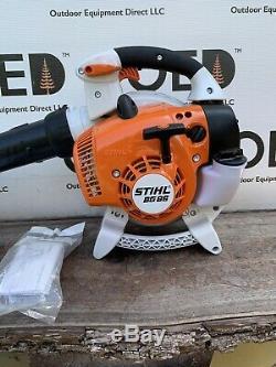 NEW STIHL BG86 Commercial HandHeld Gas Leaf Blower 27cc Unit 190MPH SHIPS FAST