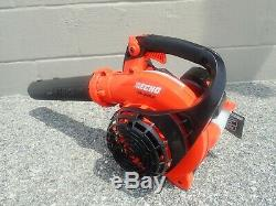 New Echo Pb-255ln Handheld Leaf Blower, 25.4cc Eng, 354 Cfm /191 Mph, Flare End