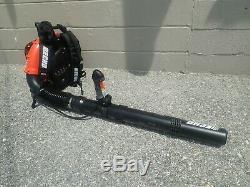 New Echo Pb-770t Leaf Blower, 63.3cc 2 Stroke Eng, Tube Throttle, 756cfm/234mph