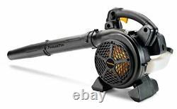 New In Box Poulan Pro Prb26 200mph 26cc 470cfm Gas Pro Leaf Blower Sale 9833880