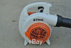New Stihl Bg56c Gas Powered Leaf Blower Lawn Blower