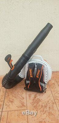 New Stihl Magnum BR 800X Gas Backpack Leaf Blower, Out of Box