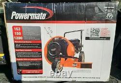 Powermate Cyclone 150 MPH 1,200 CFM Walk-Behind Gas Leaf Blower