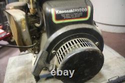 Professional Kawasaki Fbag300 Gas Leaf Blower Vacaum