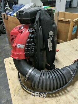 REDMAX EBZ7500 Back Pack Leaf Blower Hip Throttle Cylinder Displacement
