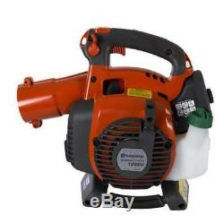 RFRB Husqvarna 125BVx 28cc 2-Cycle Gas Powered Leaf Blower Vacuum- For Parts
