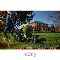 RYOBI Gas Walk-Behind Leaf Blower 200 MPH 520 CFM Backyard Outdoor Clean Up NEW