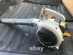 RYOBI HANDHELD GAS LEAF BLOWER 200 MPH 26 cc 3 Cycle Model RYO9050