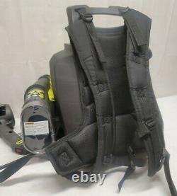 RYOBI RY38BP 175 MPH 760 CFM 2 Cycle Gas Backpack Leaf Blower 2 Stroke