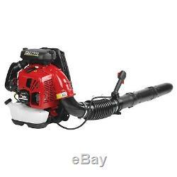 RedMax EBZ7500RH 236 MPH 972 CFM 65.6 cc Gas Backpack Leaf Blower