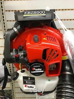 Red Max EBZ8500RH Gas Backpack Leaf Blower