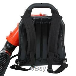 Ridgeyard Gas Backpack Leaf Blower Heavy Duty Grass Yard Cleaning Leaf Blower