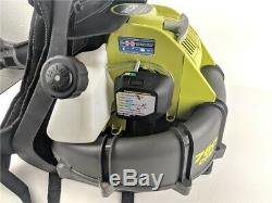 Ryobi Backpack Leaf Blower 175 MPH 760 CFM 38cc 2 Cycle Gas Light Weight