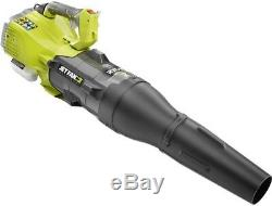 Ryobi Gas Jet Fan Leaf Blower Reconditioned Outdoor Handheld Powerful 2 Cycle