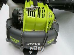 Ryobi RY38BP 175 MPH 2 Cycle 38cc Gas Backpack Leaf Blower 760CFM