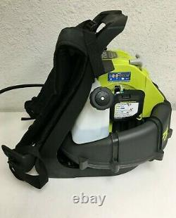 Ryobi RY38BP Backpack Leaf Blower 17 MPH 760CFM 38cc 2-Cycle Gas GR