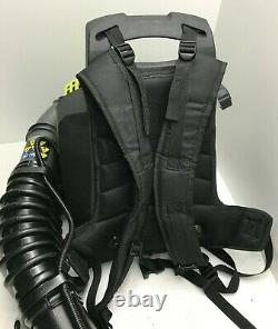Ryobi RY38BP Backpack Leaf Blower 17 MPH 760CFM 38cc 2-Cycle Gas GR M