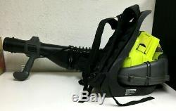 Ryobi RY40404 40V BRUSHLESS 625 CFM BACKPACK LEAF BLOWER R945
