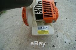 STIHL BG56c GAS POWERED HANDHELD LEAF BLOWER