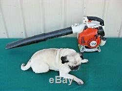 STIHL BG65 Gas-Powered Handheld Leaf Blower