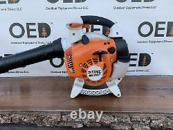 STIHL BG86c Commercial HandHeld Gas Leaf Blower 27cc NICE SHAPE SHIPS FAST