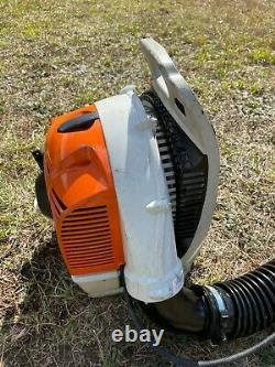 STIHL BR350 63cc Gas 2-Stroke Cycle Backpack Leaf Blower