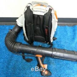 STIHL BR430 Professional Backpack Leaf Blower. 2018