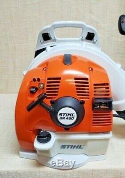 STIHL BR450 Backpack Leaf Blower