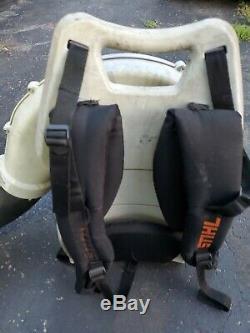 STIHL BR700X Gas Backpack Leaf Blower