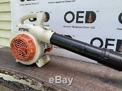 Stihl BG55 HandHeld Leaf / Debris Blower 27.2cc / STRONG RUNNING UNIT SHIPS FAST